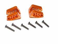 Carrozzeria e interni elettrici arancione per modellini radiocomandati