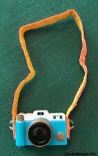 American Girl Lea's Camera New Orange Strap Fast Shipping NIP Z Yang