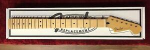 Fender Sub-Sonic Baritone Stratocaster Strat Long Scale Conversion Maple Neck