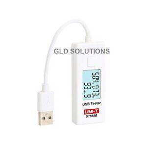 TESTER e ENERGY METER USB Caricabatteria Telefoni Cellulari Smartphone Tablet