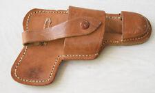 Vintage Military Genuine Leather Communist Police Officer's Gun Holster Pistol