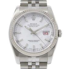Authentic ROLEX 116234 Datejust SSxWG Automatic  #260-003-129-9626