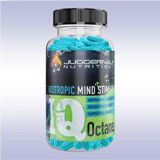 JUGGERNAUT NUTRITION IQ OCTANE (60 CAPSULES) irate wild memory focus