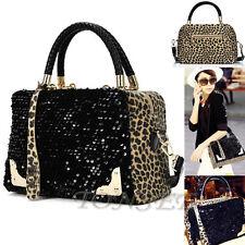 New Women's Handbag Shoulder Bags Tote Purse Leather Lady Messenger Hobo Bags