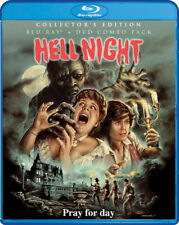 Hell Night [New Blu-ray] Collector's Ed, Subtitled, Widescreen