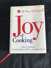 The All New All Purpose Joy of Cooking by Irma Rombauer 1997