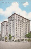 Washington, D.C. -  Hotel Hamilton - ARCHITECTURE