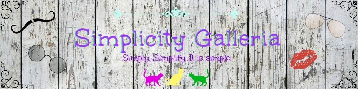 simplicitygalleria