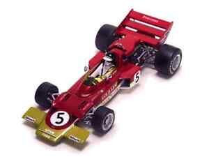 QUARTZO 1/18 F1 GOLD LEAF TEAM LOTUS 72C #5 JOCHEN RINDT WINNER BRITISH GP 1970