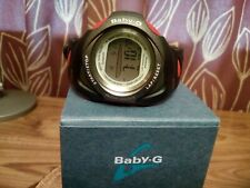 Casio Baby G watch boxed with instruction
