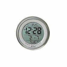 Sonnet T-4660 Water Resistant Suction Cup Atomic Clock