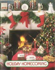 1986 Vintage Antique AVON Sales Catalog Book Brochure Campaign 23