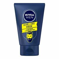 Nivea Men Beard + Face Wash 100ml Clean Beard + Clean Skin Goodness of Vitamin E