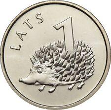 1 Lats -2012 - Lettland - Igel