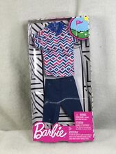 Barbie Ken Doll Golf Outfit with Golf Club- New in Package