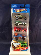 Hot Wheels ATTACK PACK - 5 Pack 2011 - New
