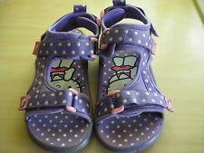 Girls Hello Kitty Sandals size 11 (euro 29)