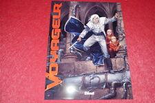 [Bd Collections] Traveller / Plate Sheet Metal Enamelled Glénat 30x40 HC