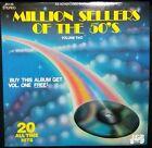 VARIOUS ARTISTS - MILLION SELLERS OF THE 50'S VOLUME 2 VINYL LP AUSTRALIA