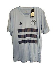 2021 New York City FC NYCFC Adidas Creators Shirt