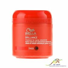 Wella Professionals Brilliance Treatment 150ml(For Thick, Coarse, Coloured Hair)