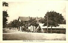029 511 - CPA - France (10) Aube - Camp de Mailly - Les baraquements