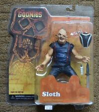 SLOTH RARE 2007 The Goonies Movie Action Figure Mezco Toyz NEW SEALED NIP Pirate