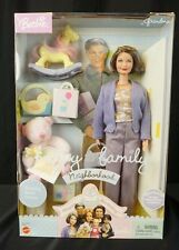 BARBIE Happy Family Grandma Doll Grandmother Grandparent NRFB Sealed NIB