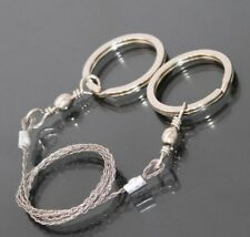 Rope Chain Saw 4 Shares Wire Saw Survival Cable Line Saw Outdoor Survival