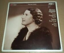 Kirsten Flagstad GRIEG Haugtussa SINDING  Four Songs - London R 23242 SEALED