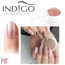 Indigo Metal Manix Rose Gold Pink Powder Pigment Sparkle Delivery 99p