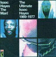 ISAAC HAYES ~ The Man! Ultimate Isaac Hayes Rare 2001 UK 26-trk double PROMO CD