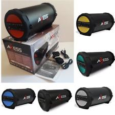 AXESS SPBT1041 BT Speaker System Outdoor Wireless Portable Speaker