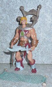 Motu Serpent Hunter He-Man Complet 2002 200x Masters De Univers He-Man