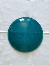 More details for kopp glass inc usa marbelite traffic light lens no.77 type - cyan