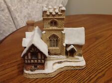 """David Winter cottage, 1989 """"A Christmas Carol"""", made in Great Britain"""