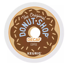 The Original Donut Shop Decaf Keurig K-Cups 24 Count - FREE SHIPPING