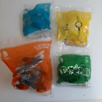 Pokemon McDonalds Mini Toy Happy Meal In Package With Cards Unopened