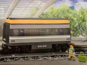 Personenwaggon aus Lego City Eisenbahn Set 60197 NEU