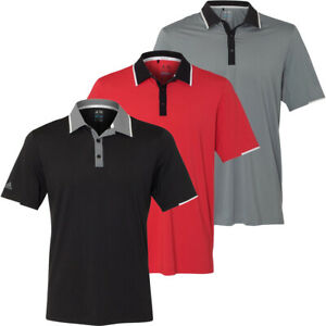 Adidas Golf Climacool Performance Polo Shirt, NEW