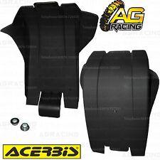 Acerbis Black Skid Plate Sump Guard For Suzuki RMZ 250 2009 09 Motocross Enduro