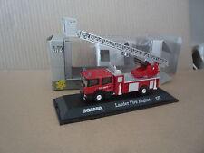 miniature  automax camion scania 420 pompier