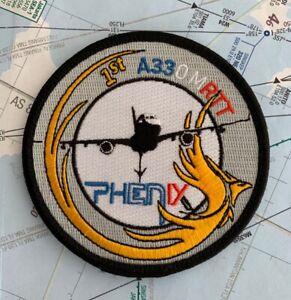 Patch Armée de l'air Airbus A330 MRTT Phenix