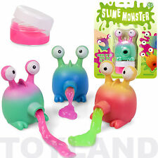 SLIME MONSTER GROSS ALIEN BOYS GIRLS FUN TOY EASTER GIFT GROSS PARTY BAG FILLER