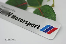 D186 M motorsport Auto 3D Emblem Emblem Badge Aufkleber emblema Car Sticker