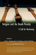 Religion and the Death Penalty: A Call for Reckoning-ExLibrary