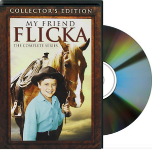 My Friend Flicka The Complete Series (DVD) 1956-57 TV series 39 episodes