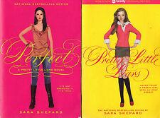 Complete Set Series Lot of 18 Pretty Little Liars Books by Sara Shepard Secrets