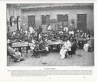 1897 Vittoriano Stampa ~ Un Indù Scuola ~ Forti ( Testo