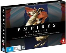 Empires of Europe Collection - Prince Albert NEW R4 DVD